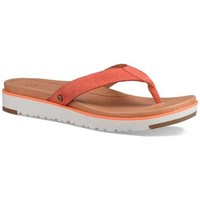 Zapatos Mujer Chanclas UGG W Lorrie fusion-coral fusion-coral