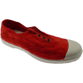 Zapatos Mujer Slip on Natural World NW120rosso rosso