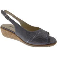 Zapatos Mujer Sandalias Melluso MET425je blu