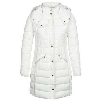 textil Mujer plumas Desigual INGA Blanco