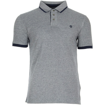 Timberland Millers River Oxford Polo Shirt Azul