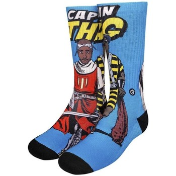 Accesorios Calcetines Raw Sox CALCETINES  CAPTAIN THUG Azul