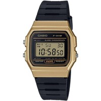 Relojes Mujer Relojes digitales Casio Reloj Mujer  Collection Vintage F-91WM-9AEF Oro