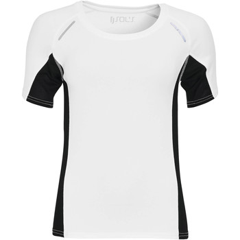 textil Mujer Camisetas manga corta Sols SYDNEY WOMEN SPORT Blanco
