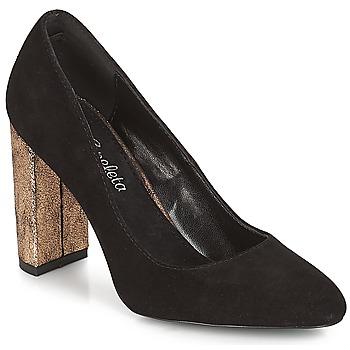 Zapatos Mujer Zapatos de tacón Lola Espeleta ERWANA Negro