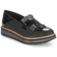 Zapatos Mujer Mocasín Regard RINOVI V2 COMET NERO Negro