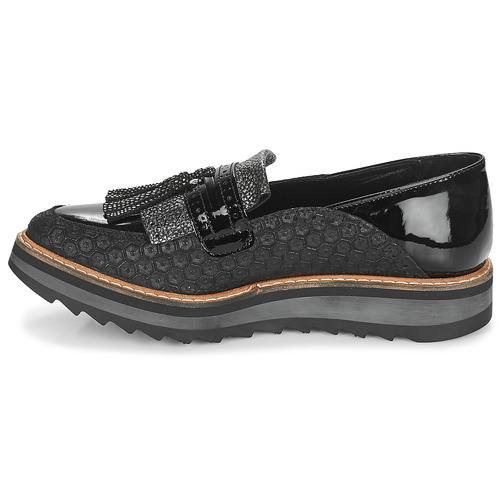 V2 Mocasín Negro Mujer Nero Rinovi Regard Zapatos Comet wXOPuZikT