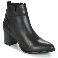 Zapatos Mujer Botines Regard RUSTANO V1 MAIA NOIR Negro