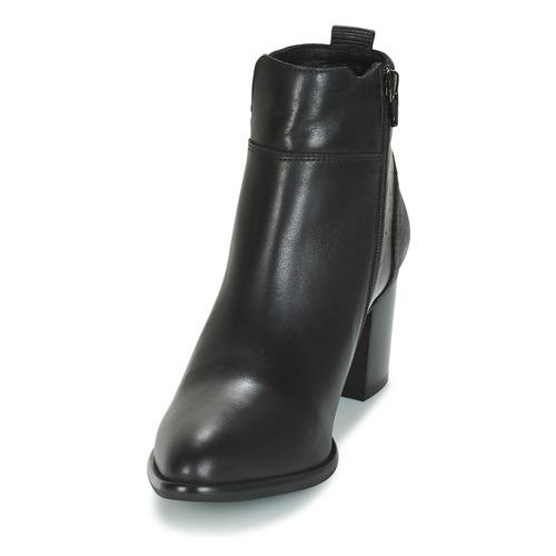 V1 Mujer Rustano Maia Zapatos Botines Negro Regard Noir 0ON8XPnwk