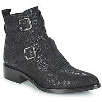 Zapatos Mujer Botas de caña baja Philippe Morvan SMAKY1 V2 DAISY LUX Negro