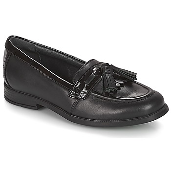 Zapatos Niña Mocasín Start Rite LOAFER PRI Negro