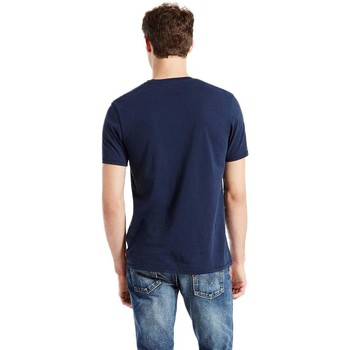 Levis Levis Camiseta Hombre Graphic Set In Neck Azul Azul