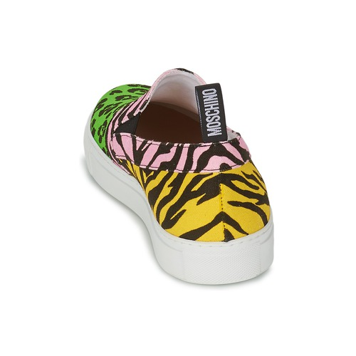 Lidia Slip Mujer On Cheapamp; Multicolor Moschino Zapatos Chic fgb67y