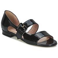 Zapatos Mujer Sandalias Moschino Cheap & CHIC LORETTA Negro