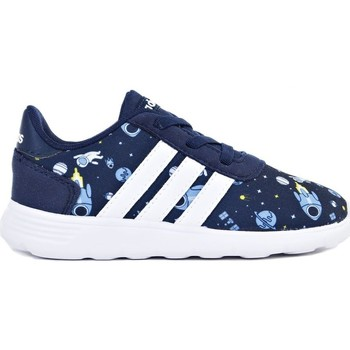 Zapatos Niños Zapatillas bajas adidas Originals Lite Racer Inf Azul marino