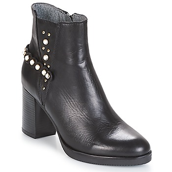 Zapatos Mujer Botines Metamorf'Ose DAMOISEAU Negro