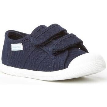 Zapatos Hombre Zapatos bajos Dj Santa Calzado de piel de hombre con cordones by DjSanta Azul