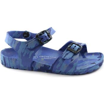 Zapatos Niños Sandalias Grunland GRU-CCC-SA1462-MB Verde