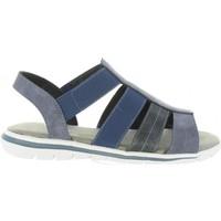 Zapatos Mujer Sandalias Urban 391796-B7630 Azul
