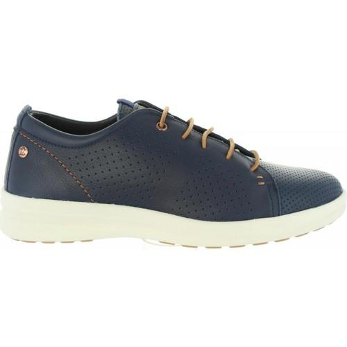 Zapatos especiales para hombres y mujeres Panama Jack TOMMY C2 Azul