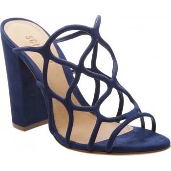 Zapatos Mujer Sandalias Schutz Sandálias Azul