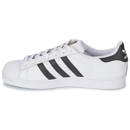 Superstar Zapatillas Originals Bajas Zapatos BlancoNegro Adidas rCtQBsxdh
