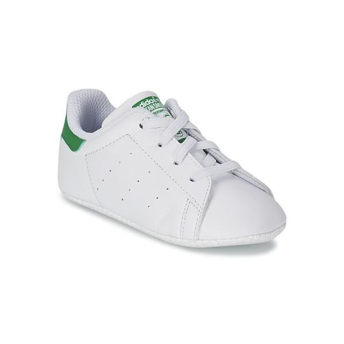 adidas Originals STAN SMITH GIFTSET Blanco / Verde - Envío gratis | ! - Zapatos Deportivas bajas Nino