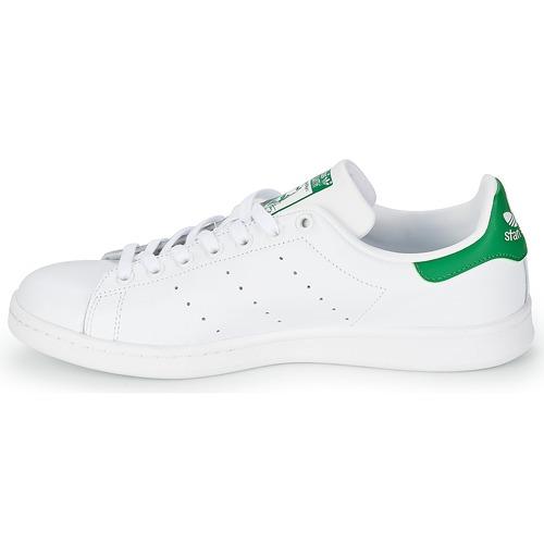 BlancoVerde Zapatos Stan Zapatillas Originals Smith Adidas Bajas Ybmf7v6Igy