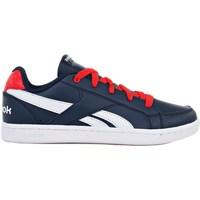 Zapatos Niños Zapatillas bajas Reebok Sport Royal Prime Negros
