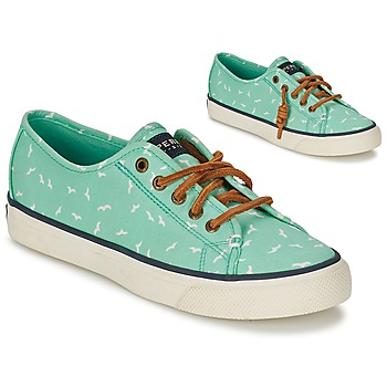 Zapatos Mujer Zapatillas bajas Sperry Top-Sider SEACOAST Verde