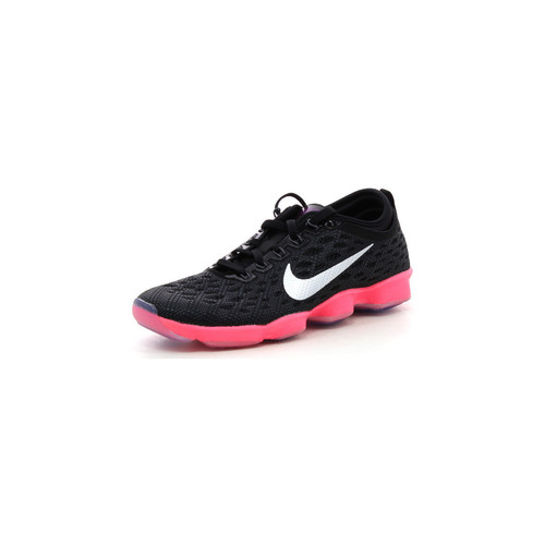 Zapatos Mujer Sport Indoor Nike Zoom Fit Agility Negro