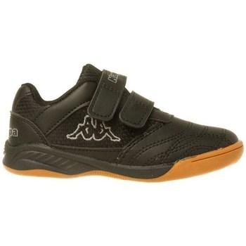 Zapatos Niños Fútbol Kappa Kickoff K Negro