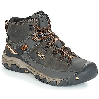 Zapatos Hombre Senderismo Keen TARGHEE III MID WP Kaki