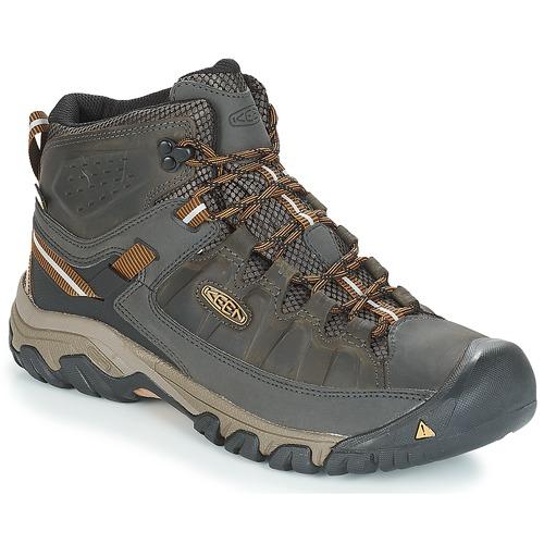 Zapatos especiales para hombres y mujeres Keen TARGHEE / III MID WP Azul / TARGHEE Marrón 405a1e