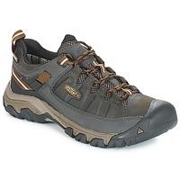 Zapatos Hombre Senderismo Keen TARGHEE III WP Kaki
