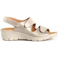 Zapatos Mujer Sandalias Comfort Class 121 beige
