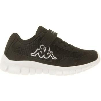 Zapatos Niños Zapatillas bajas Kappa Follow K Negros
