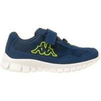 Zapatos Niños Zapatillas bajas Kappa Follow K Azul marino