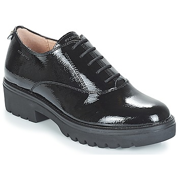 Zapatos Mujer Derbie Stonefly PERRY II 1 PATENT Negro