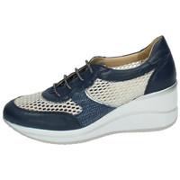 Zapatos Mujer Zapatillas bajas Moda Bella Deportivas rejilla
