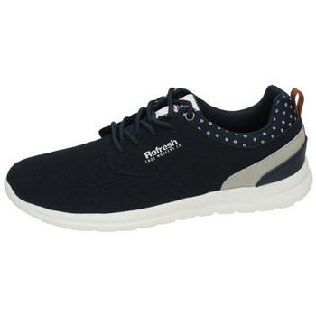 Zapatos Hombre Zapatillas bajas Refresh Zapatillas ligeras Azul