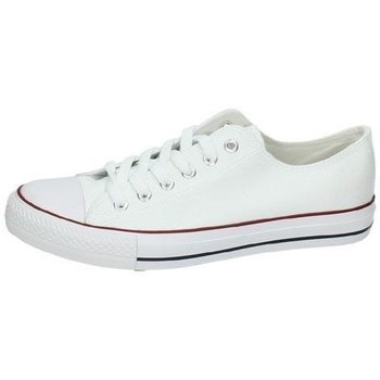 Zapatos Hombre Zapatillas bajas Demax Deportivas blancas BLANCO