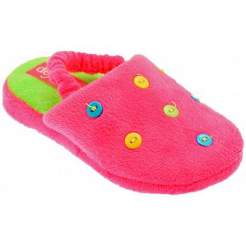 Zapatos Niños Pantuflas De Fonseca  Rosa