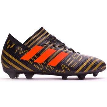 Zapatos Fútbol adidas Performance Nemeziz Messi 17.1 FG Niño Core black-Solar red-Tactile gold metallic