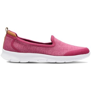 Zapatos Mujer Slip on Clarks Step Allena Lo Rosa