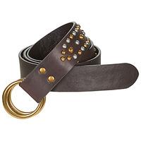 Accesorios textil Mujer Cinturones Polo Ralph Lauren DOUBLE O RING Marrón
