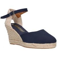 Zapatos Hombre Alpargatas Fernandez 682  7C - Azul marino bleu