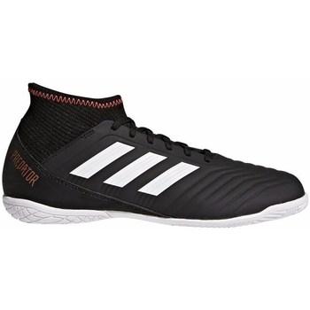 Zapatos Niños Zapatillas altas adidas Originals Predator Tango 183 IN J Negros
