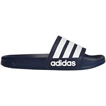 Zapatos Hombre Chanclas adidas Originals Adilette Shower Azul marino