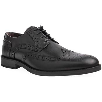 Zapatos Hombre Derbie Pelflex M Shoes Man Negro
